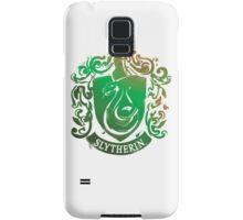 Slytherin crest Samsung Galaxy Case/Skin