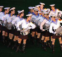 Arirang Mass Games, Pyongyang by Patrick Belser