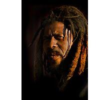 Rasta Man Photographic Print