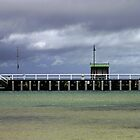 Sorrento pier by Andrew Wilson