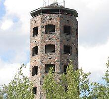 Enger Tower by Elizabeth  Lilja
