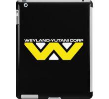 Weyland Yutani Corp iPad Case/Skin