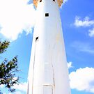 Grand Turk Lighthouse by Elizabeth  Lilja