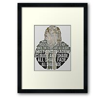 Pippin's Song Framed Print