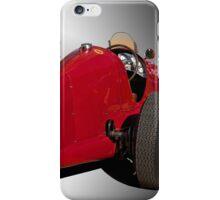 1939 Maserati 8CTF Race Car II iPhone Case/Skin
