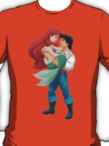 Little Mermaid and Prince T-Shirt