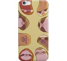 Sloth Friends iPhone Case/Skin