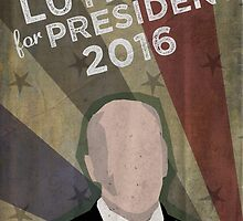 Luthor For President by hispurplegloves