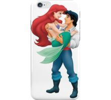 Little Mermaid and Prince iPhone Case/Skin