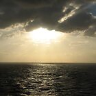 Sunshine at Sea by Xarran