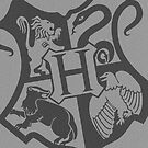 Hogwarts Crest by Kate H