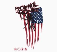 MCR - DANGER DAYS by xrobertxdavisx