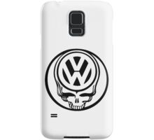 VW Dead Head black Samsung Galaxy Case/Skin