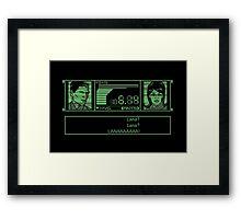 LANAAAA! Framed Print