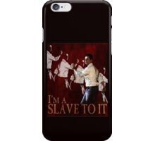 """Have you ever seen a very attractive man solve a crime before?"" iPhone Case/Skin"