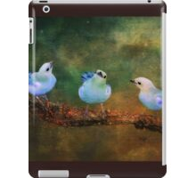Faith Hope and Charity iPad Case/Skin