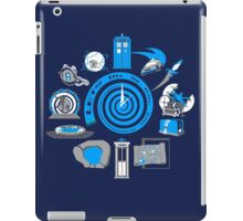 Time Warp iPad Case/Skin
