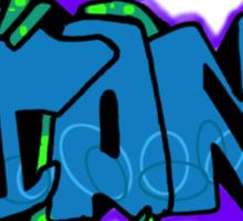 Can Mark II (Blue) Sticker