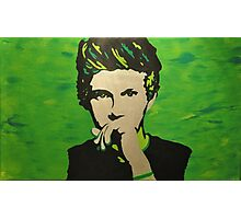 Niall Horan Pop-Art Portrait Photographic Print