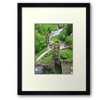 View from Blarney Castle Framed Print