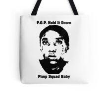 Pimp Squad Baby Tote Bag