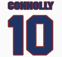 National baseball player Ed Connolly jersey 10 by imsport