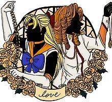 Venus x Juri - LOVE by andreacecelia