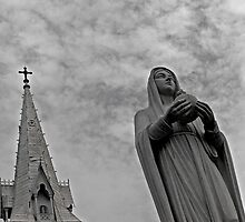 Notre Dame Cathedral, Ho Chi Minh City by delsol