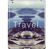 Travel. Lake Wanaka iPad Case/Skin
