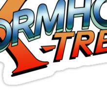 Wormhole X-Treme Sticker