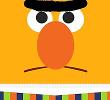 Angry Bert by Jasonschwarts
