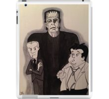 Bud, Lou & Frankie...  iPad Case/Skin