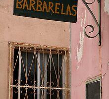 Barbarelas by Louise Green