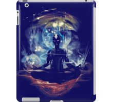 the last space bender iPad Case/Skin