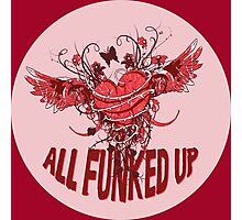 All Funked Up Photographic Print