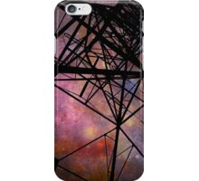 And from our towers we called out to them iPhone Case/Skin