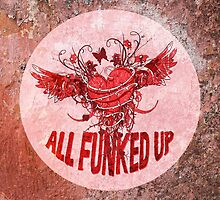 All Funked Up - Wall by solnoirstudios