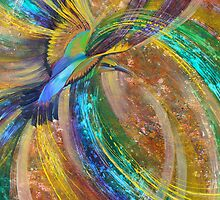 Rainbow Turbulence by degillett