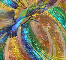 Rainbow Turbulence by degillett