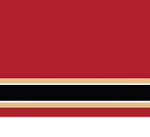 49er's Color Design by canossagraphics