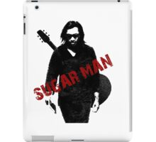 SUGAR MAN iPad Case/Skin
