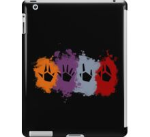 Prime Beams (Splatter) iPad Case/Skin