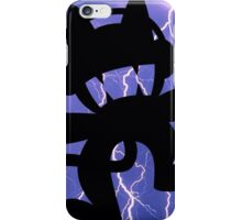 Monstercat -  Lightning Edit  iPhone Case/Skin