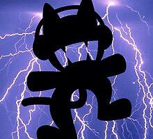 Monstercat -  Lightning Edit  by Girlofthevoid