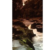 The Strid - Thornton Force Photographic Print
