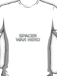 Mass Effect Origins - Spacer War Hero T-Shirt