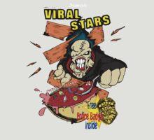 Nemesis Viral Stars Cereal T-Shirt