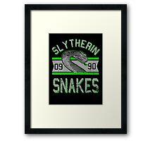 Snakes Framed Print