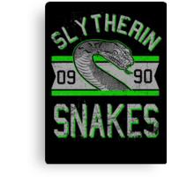 Snakes Canvas Print