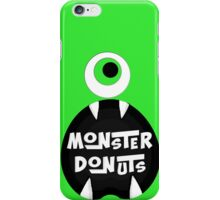 Monster Donut iPhone Case/Skin